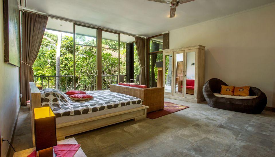 10 Hotel Di Ubud Bali Dengan Pemandangan Indah Harga Bawah Rp 500 Ribu
