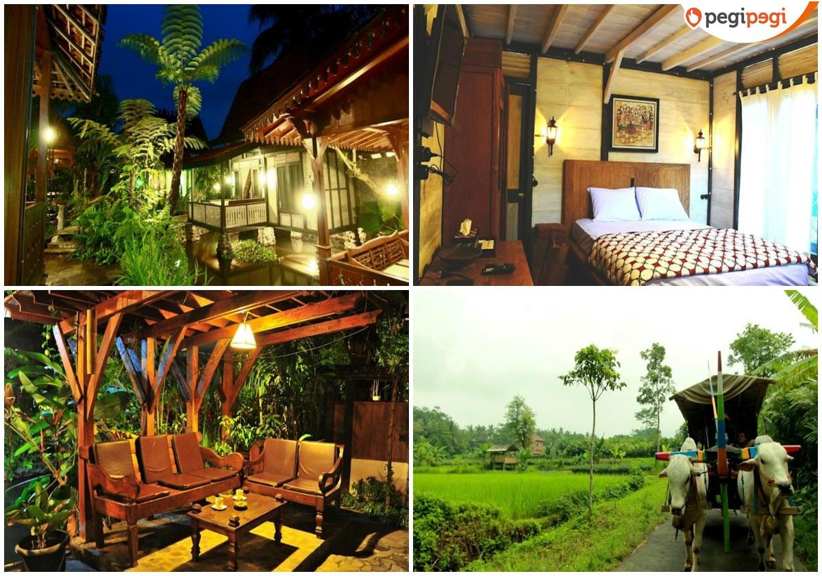 kampung lasaban resort