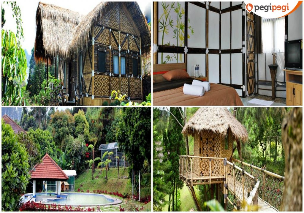 Bamboo Village by Villa Istana Bunga