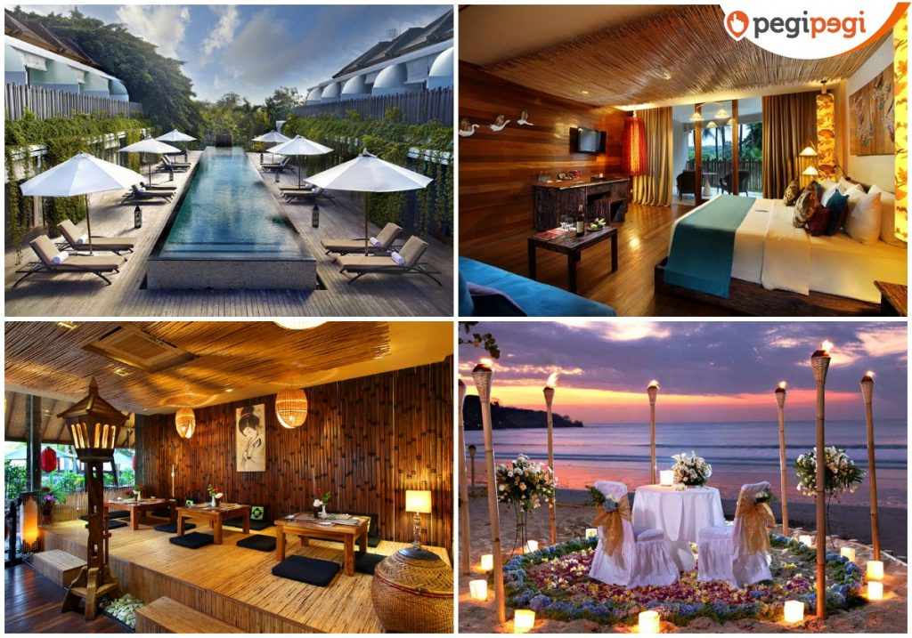 Kupu Kupu Jimbaran - Beach Club and Spa by L'OCCITANE
