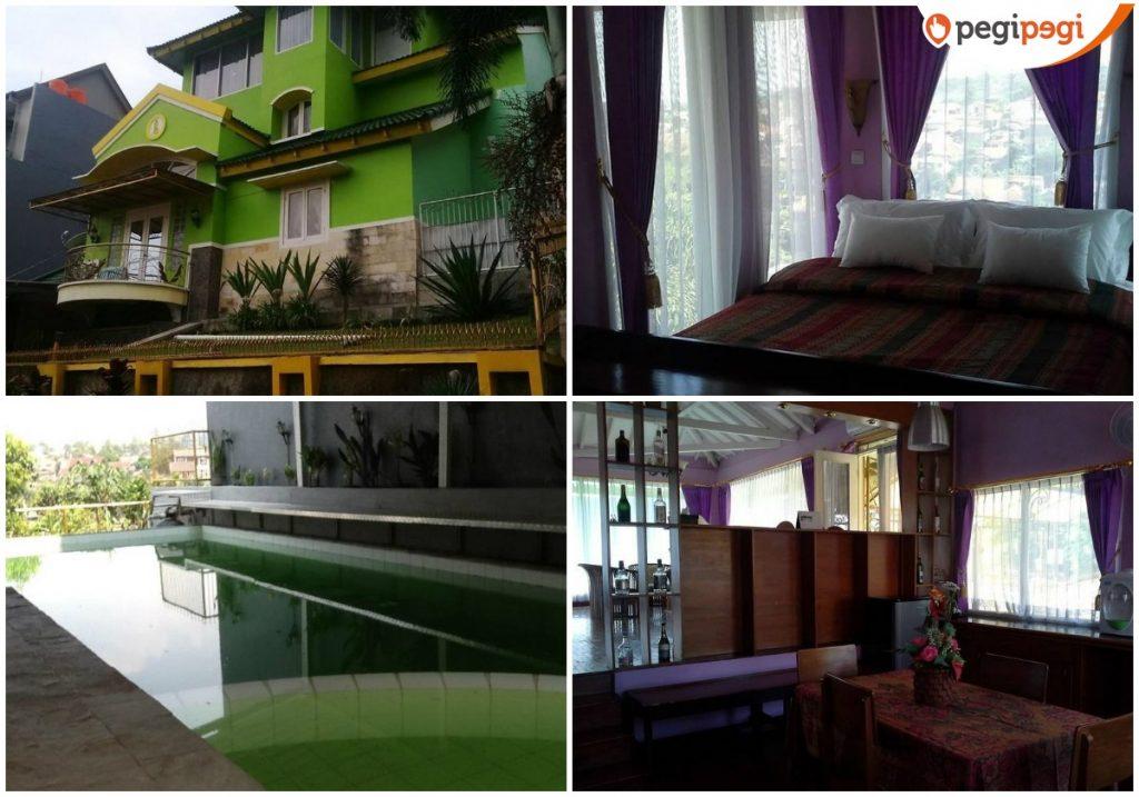 Penthouse and Villa Trixy