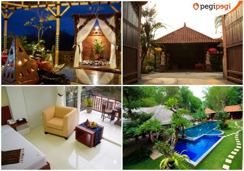 Ubud Hotel And Villas Malang
