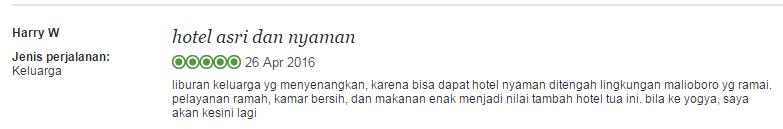 batik testi