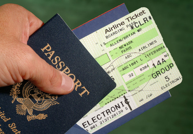 http://www.bryan-allen.com/ American Passport and Airline Ticket
