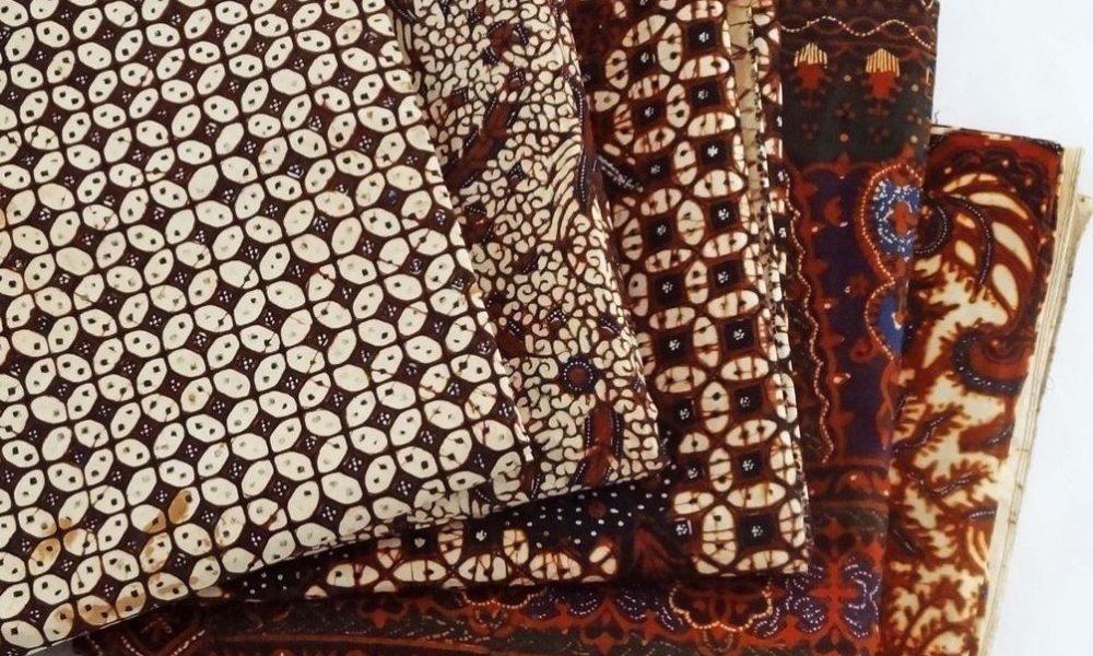Contoh Gambar Ornamen Batik