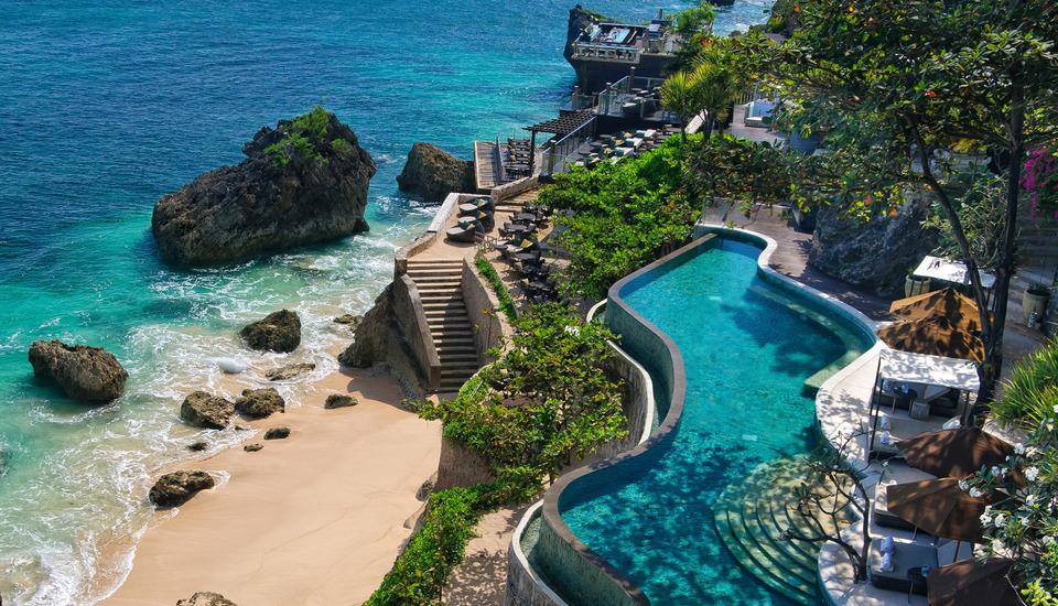 52 hotel murah pemandangan pantai di bali Terbaik
