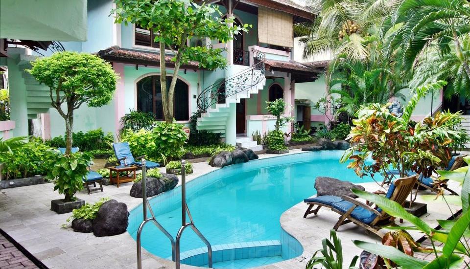 10 Hotel Murah Di Bali Dengan Kolam Renang Bawah 200 Ribu