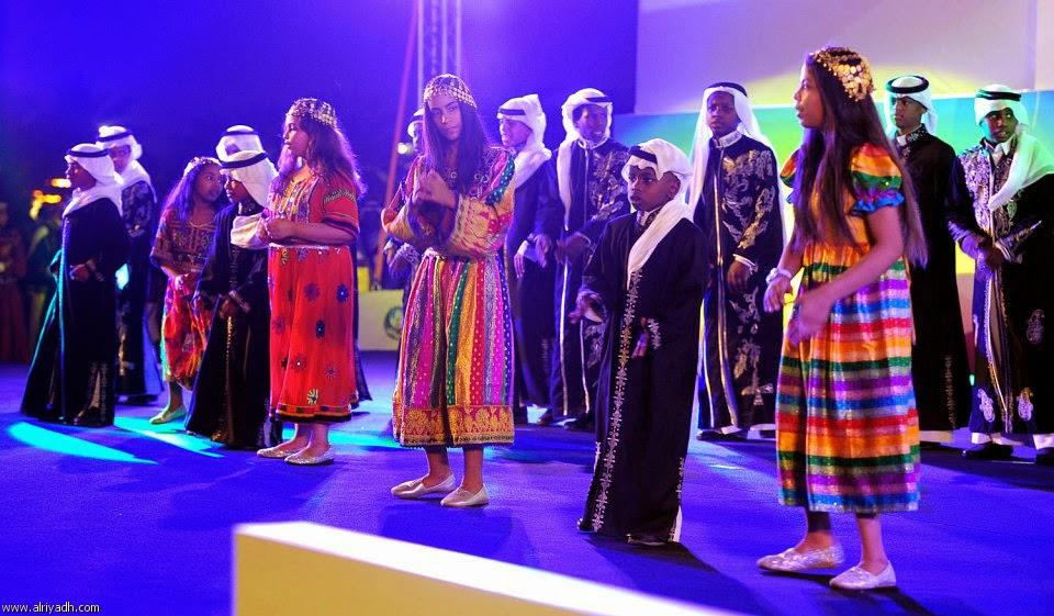 lebaran di arab saudi
