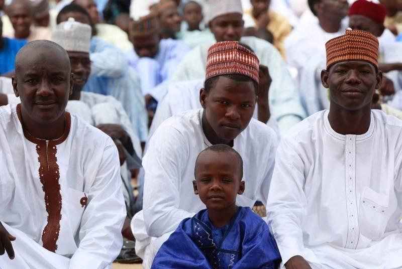 lebaran di nigeria