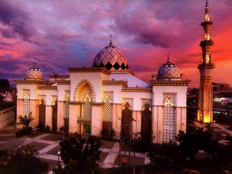 10 Masjid Terindah Di Indonesia Yang Bisa Kamu Kunjungi