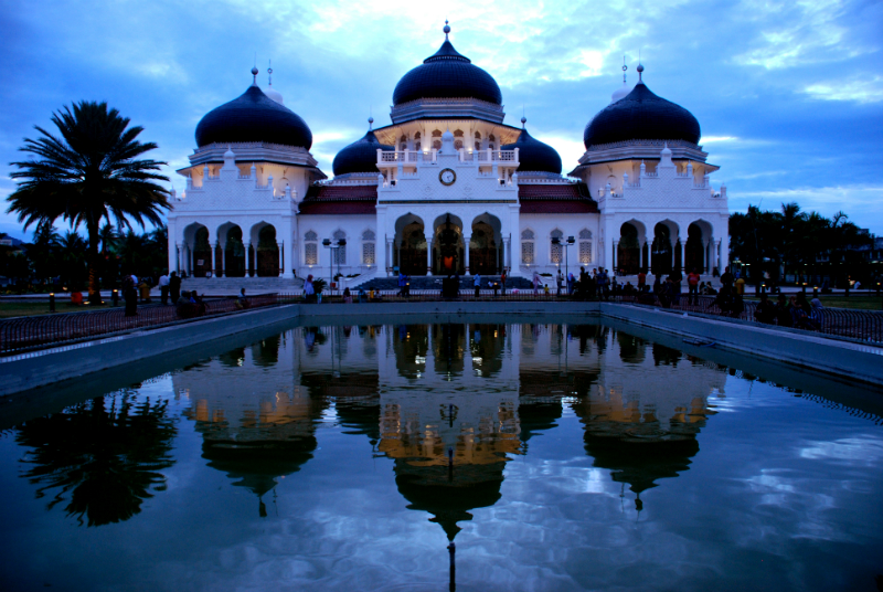 masjid 8