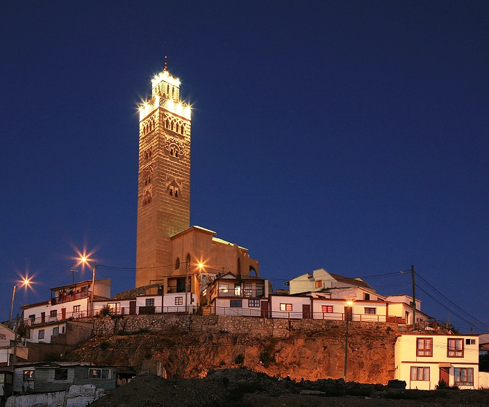 masjid chili