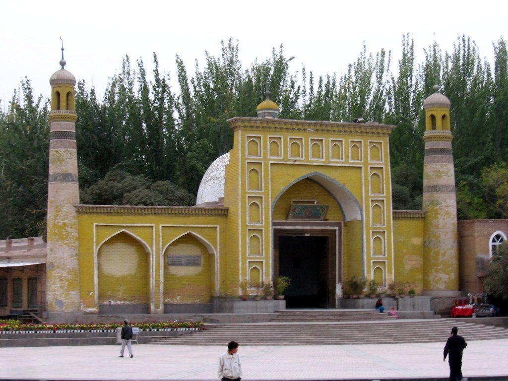 masjid di china