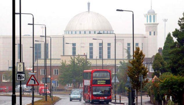 masjid di inggris