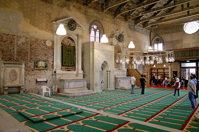 masjid di islandia