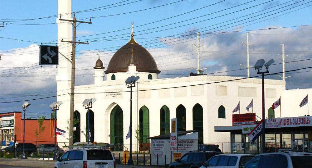 masjid di kanada