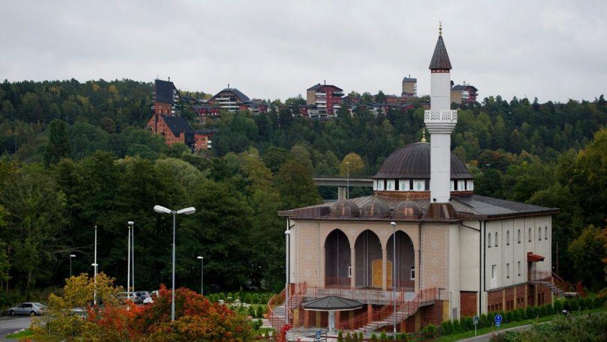 masjid di swedia
