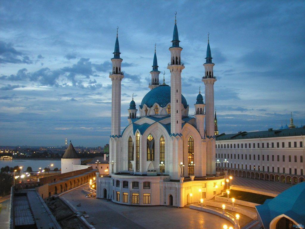 masjid rusia