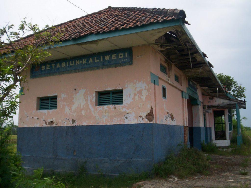 stasiun kaliwedi