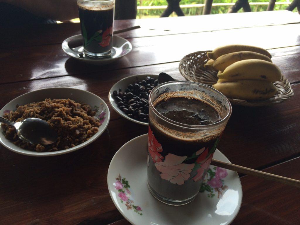 testing kopi mesastila