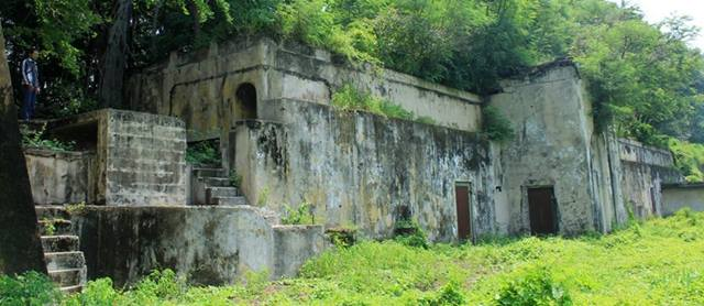 benteng gudang peluru