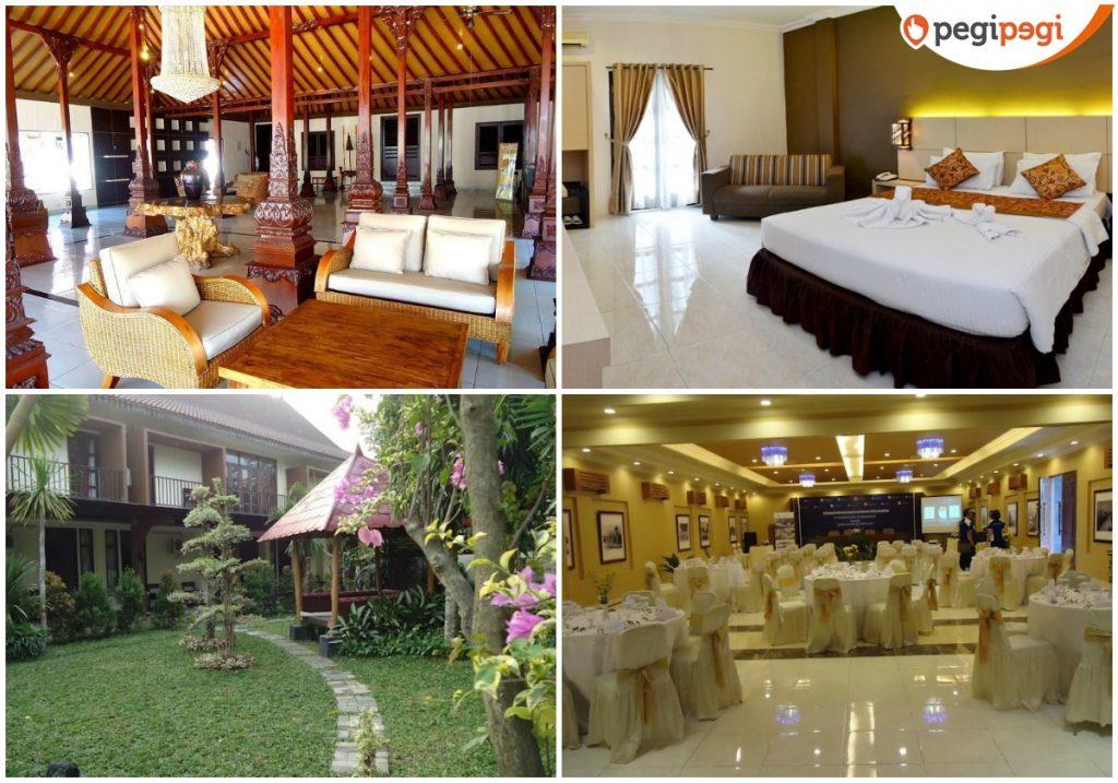 d Green Kayon Airport Hotel