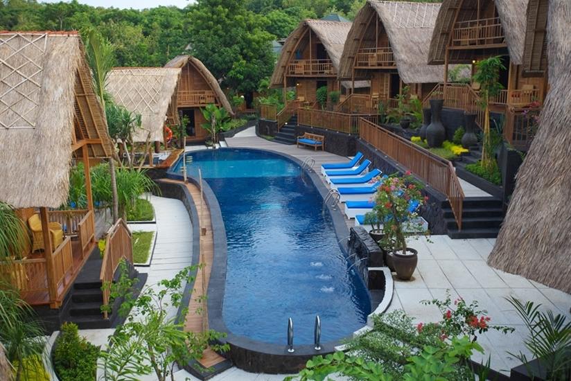8 Hotel Murah Di Uluwatu Bali Bawah Rp 900 Ribu Dengan Pemandangan Cantik