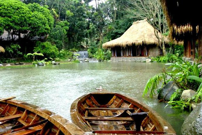 8 Hotel Romantis Di Lembang Bandung Bawah Sejuta Untuk Liburan Bareng Pasangan