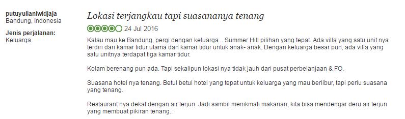 summer testi