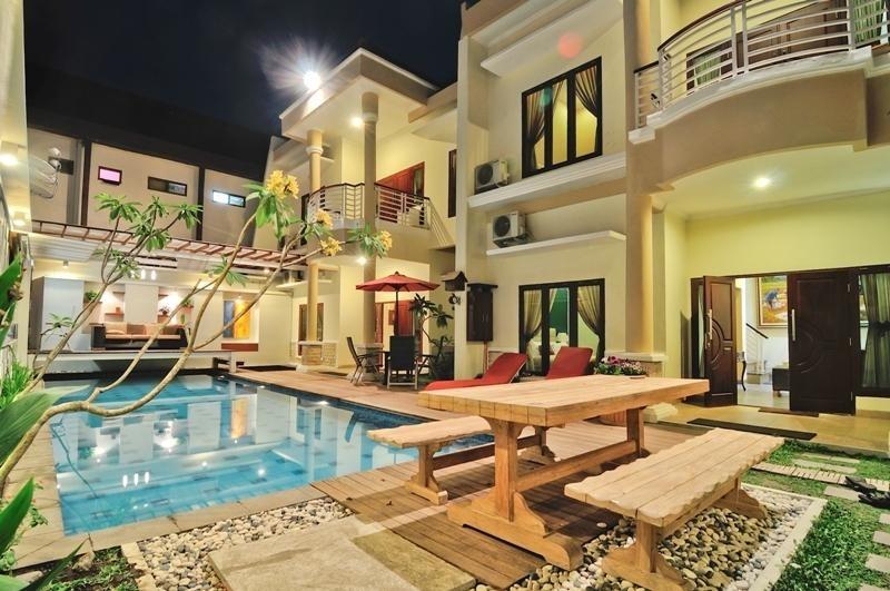 8 Villa Murah Di Yogyakarta Dengan Kolam Renang Dan Pemandangan Indah