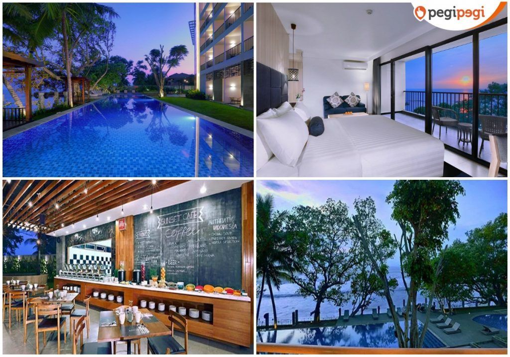 9 hotel murah di anyer dengan pemandangan indah di bawah sejuta rh pegipegi com hotel di anyer yang pantainya bagus Patra Jasa Anyer Beach Resort