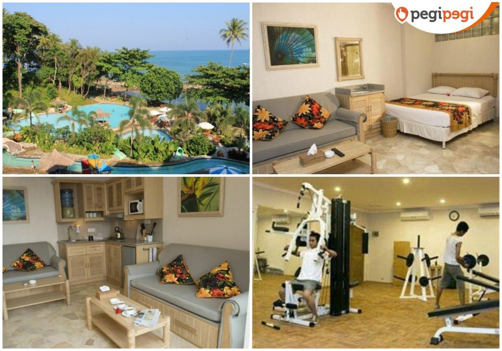 Club Bali Family Suites @Anyer Beach