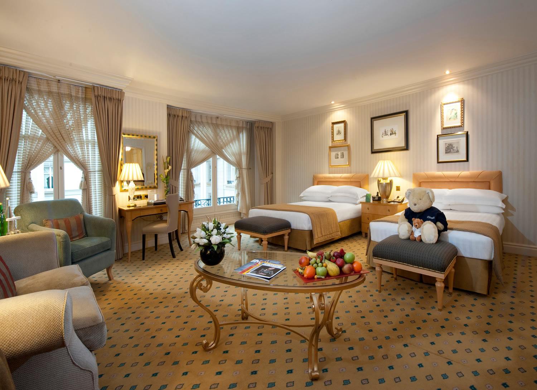 Barang barang yang boleh dan nggak boleh diambil di kamar for Beautiful hotel room design