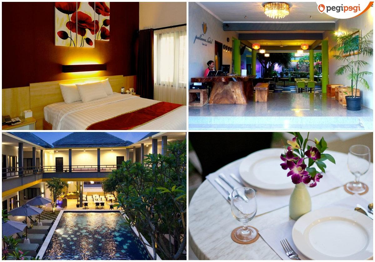 Klik hotel untuk detail harga dan hotel