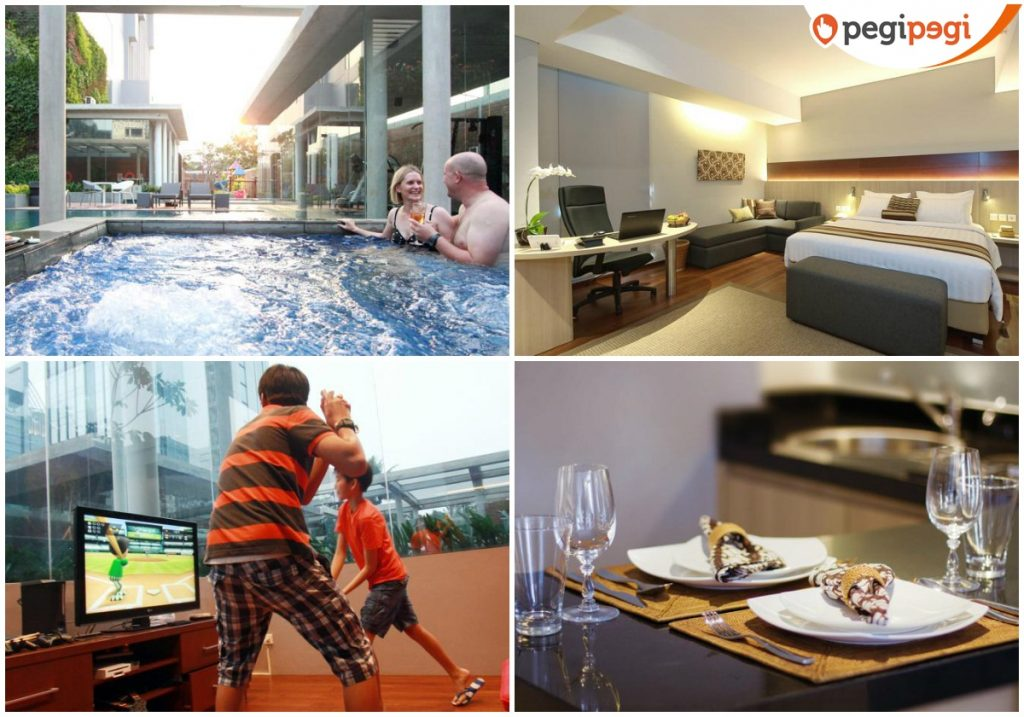 Ra Residence Simatupang Jakarta