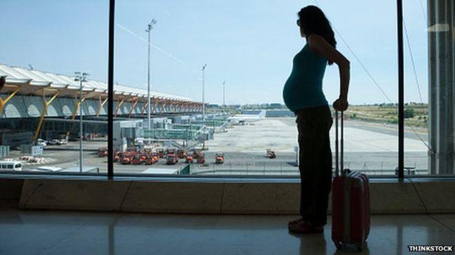 hal yang harus di perhatikan Treveling saat hamil