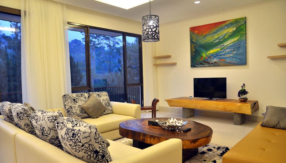 8 Hotel Dan Villa Cantik Di Dago Bandung Mulai Dari Rp 200 Ribuan