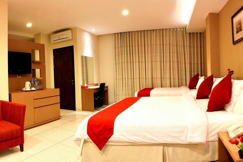 10 Hotel Murah Dan Strategis Di Pasteur Bandung Bawah Rp 400 Ribu