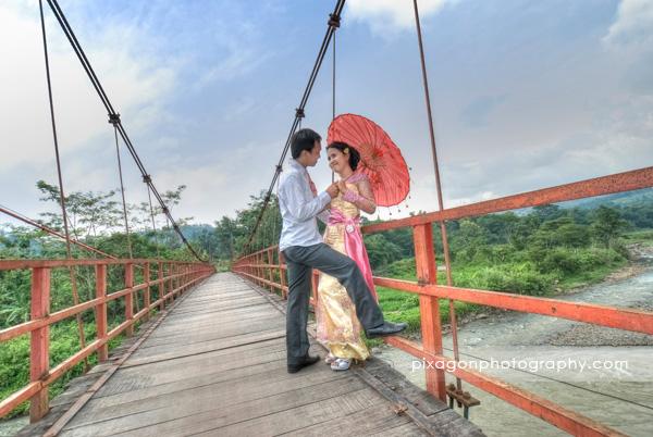 hutan pre wedding