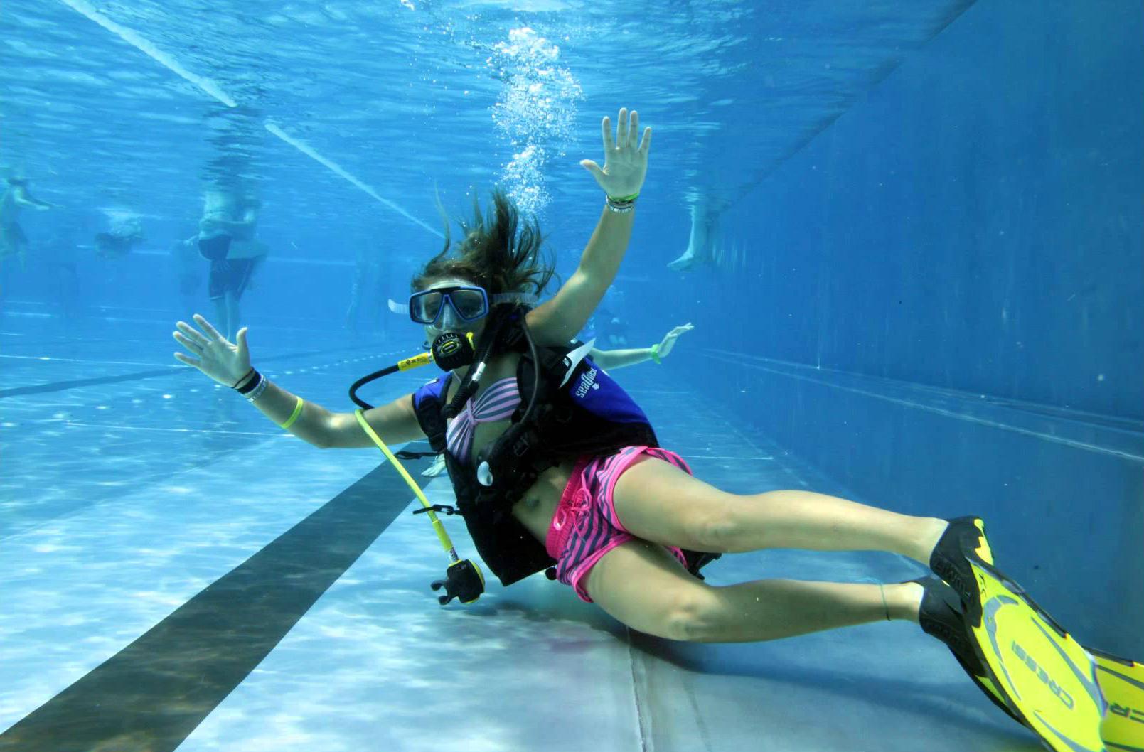 istilah diving