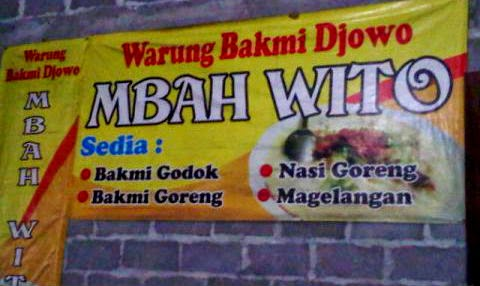 mbah wito