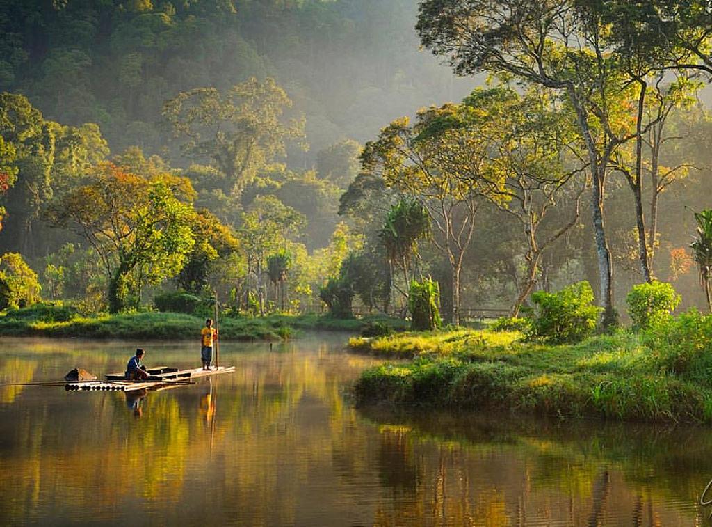Danau situ Gunung, Sukabumi