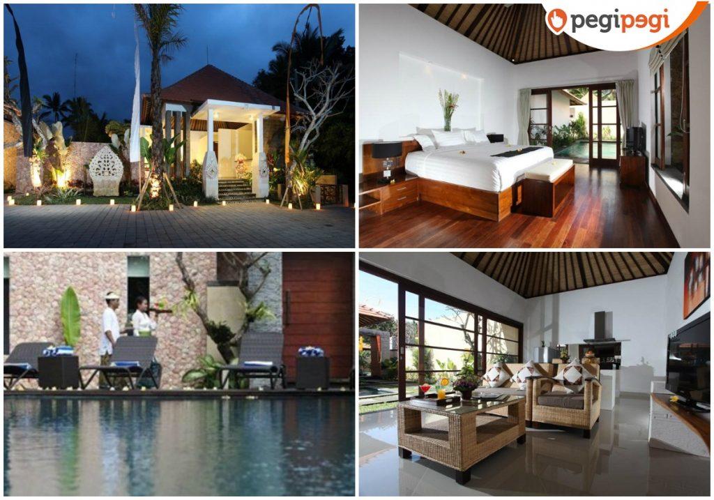 Bayad Ubud Bali Villa