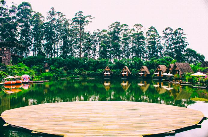 Dusun Bambu - foto dari dusunbambu.com