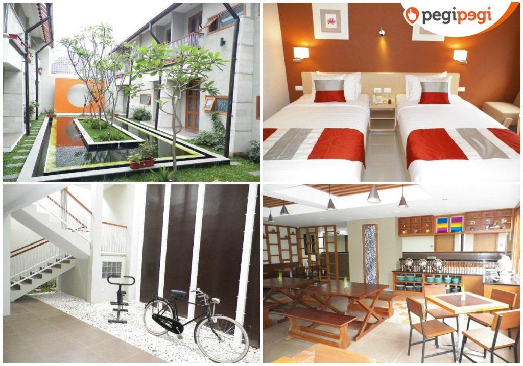 Hotel Tibera Riau Bandung