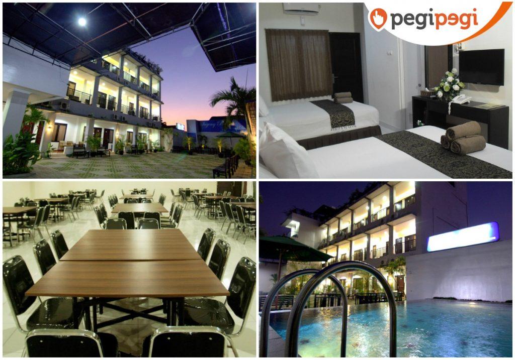 5 Tirta Kencana Hotel And Garden Resto