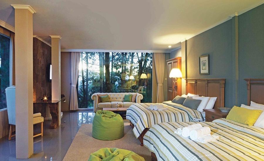 6 tips feng shui agar kamar hotel dipenuhi energi positif for Dekor kamar hotel di bandung