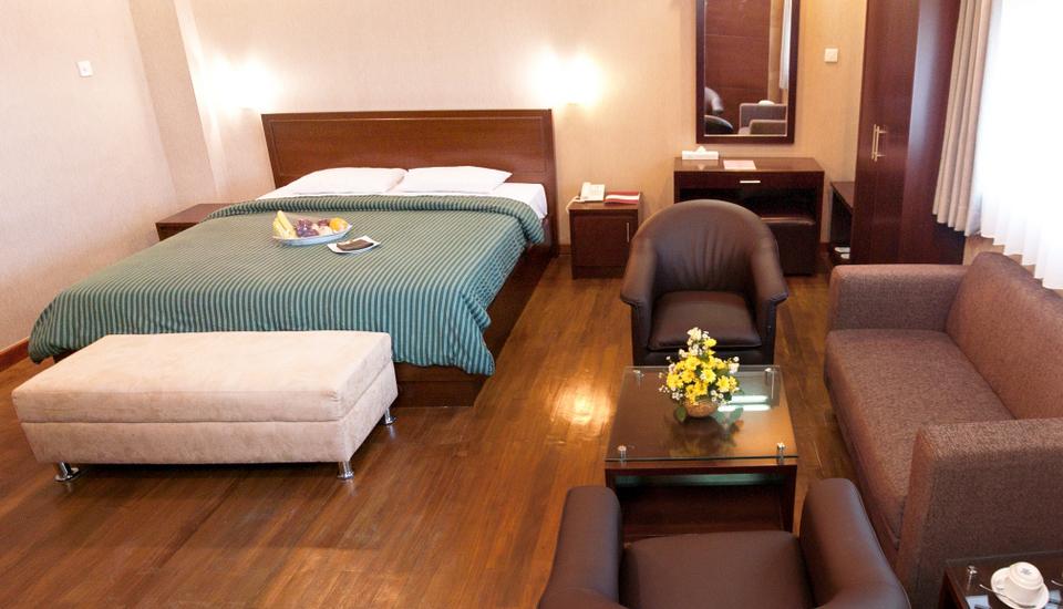 10 Hotel Murah Dan Nyaman Di Setiabudi Bandung Bawah Rp 500 Ribu