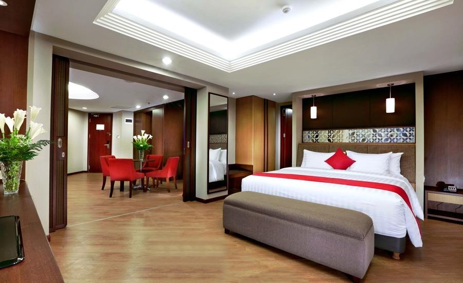 hotel nyaman di sentul