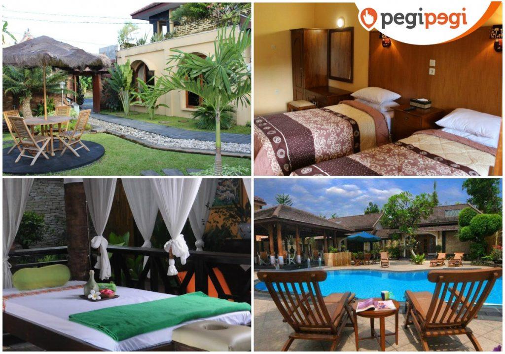6 NDalem Bantul Resort